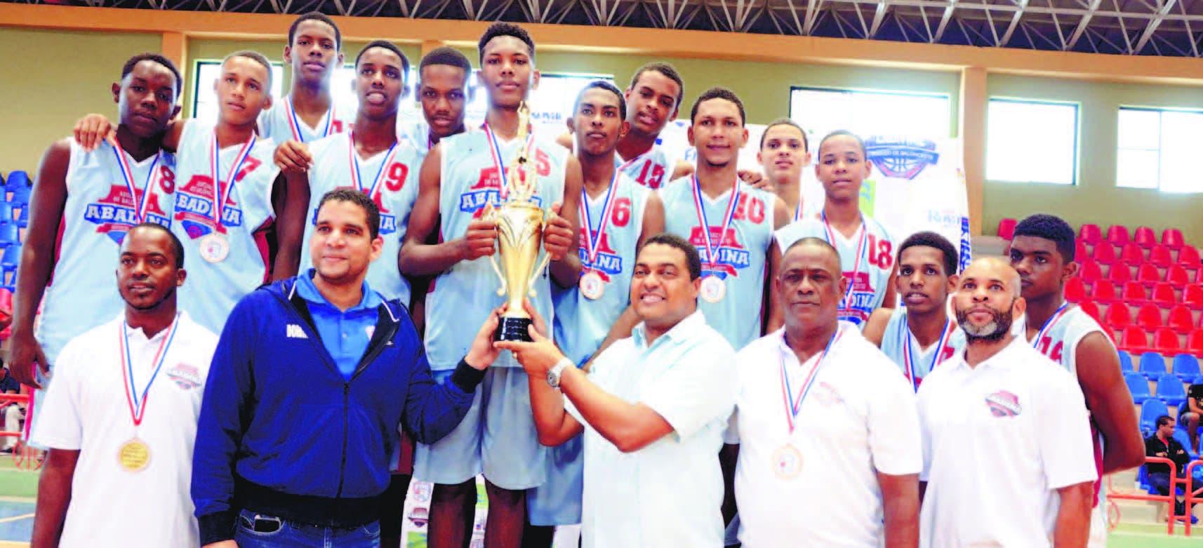 DN campeón del torneo del baloncesto U-16