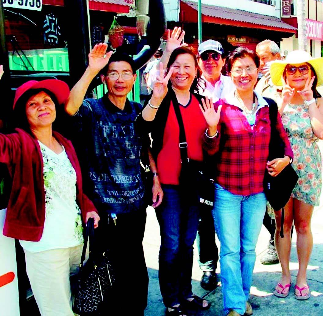Hay que mirar a China para la meta de turismo de RD