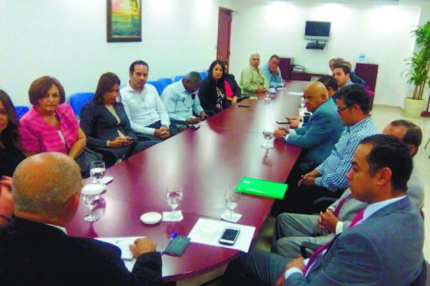 Comisión de Agricultura CD  apoyará reclamos productores