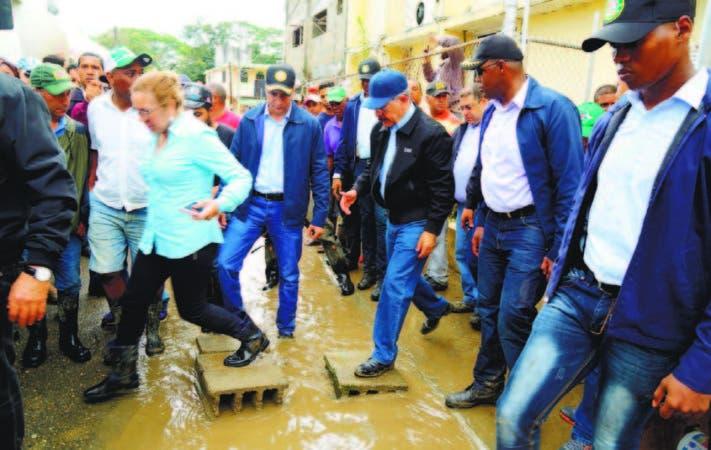 Aumentan víctimas letales por inundaciones en norte dominicano