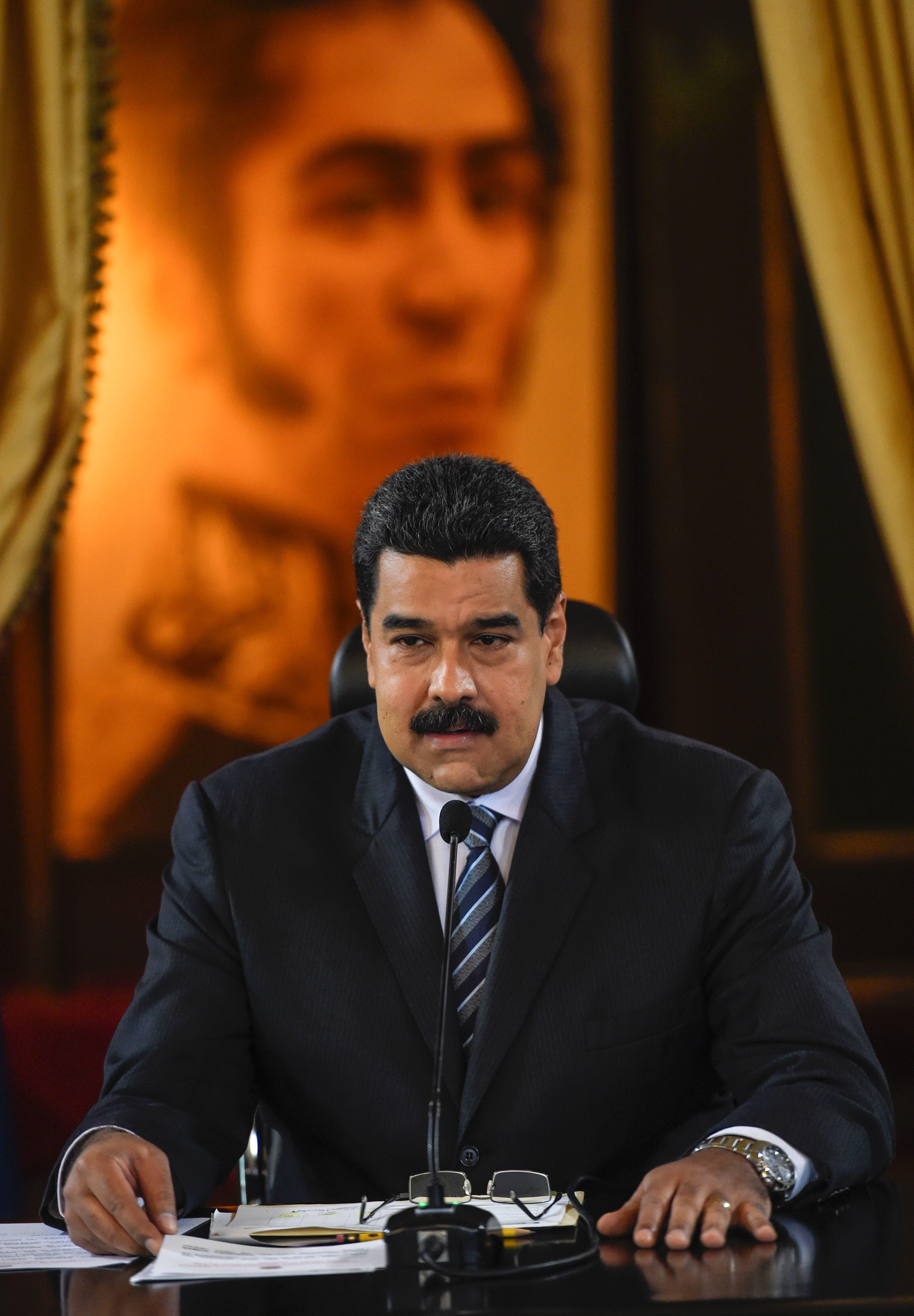 Venezuela felicita a Daniel Ortega por reelección en Nicaragua