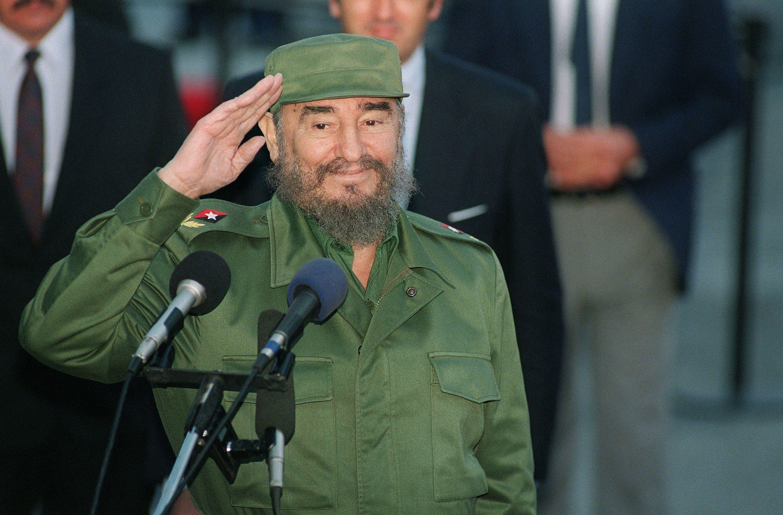Nicaragua decreta nueve días de duelo por muerte de Fidel Castro