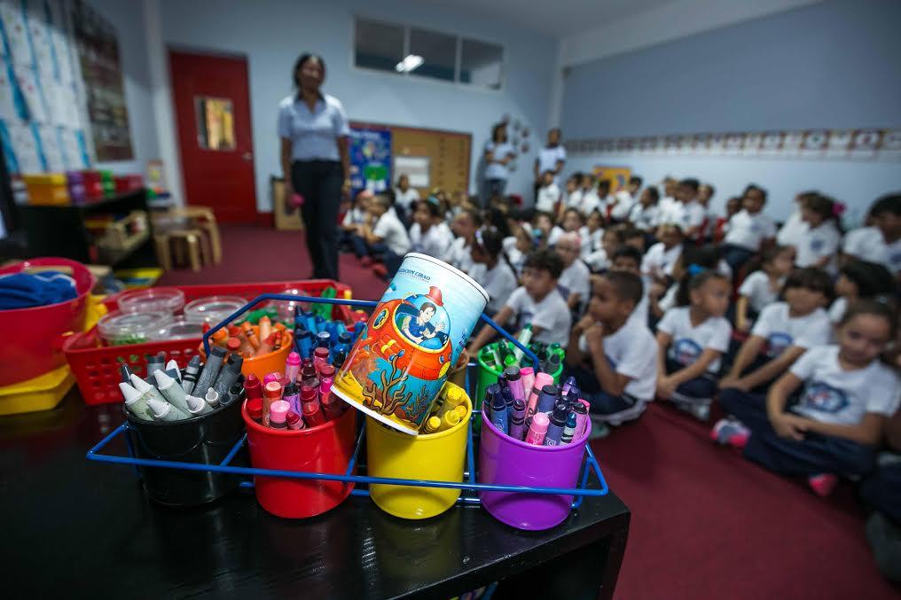Asociación Cibao llega a miles de niños con cultura de ahorro y cuido del ambiente