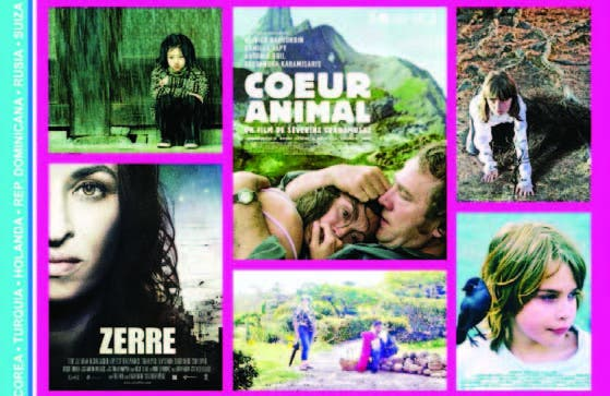 Afiche de la Muestra Internacional de Cine Ópera Prima