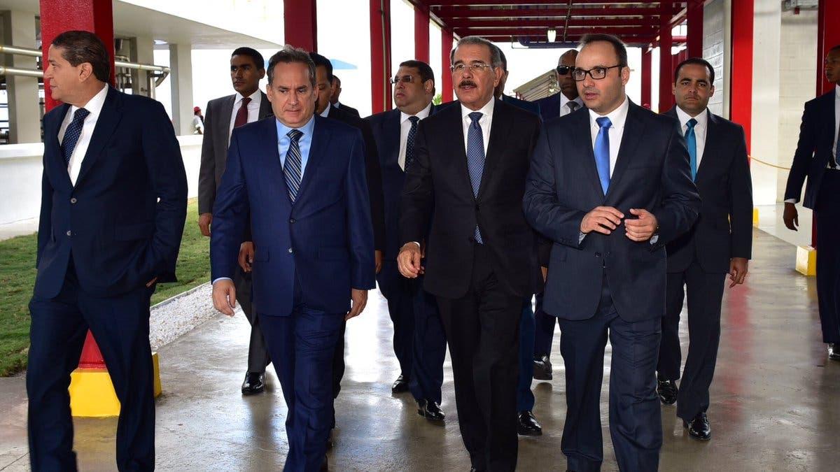 Cervecería inaugura ampliación fábrica en Hato Nuevo; Danilo Medina acude