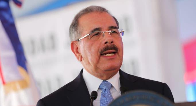 Danilo Medina .