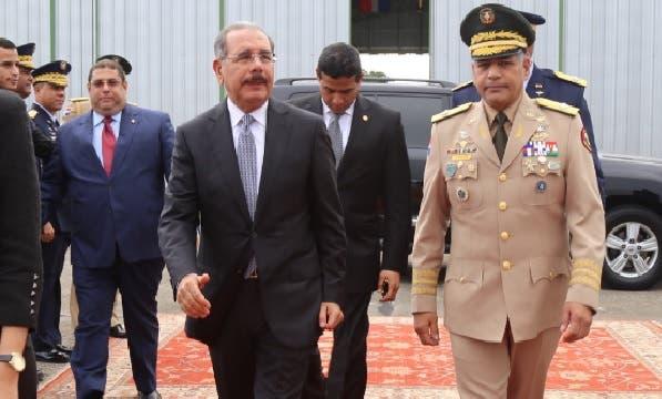 Danilo Medina va a Cuba