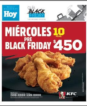 Guía Comercial Black Friday 2016