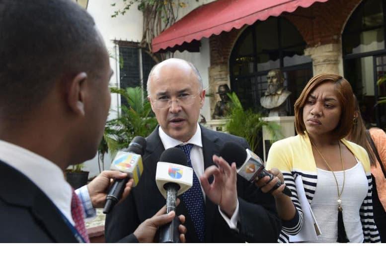 Domínguez Brito insiste representantes de Lajun deberían estar en prisión