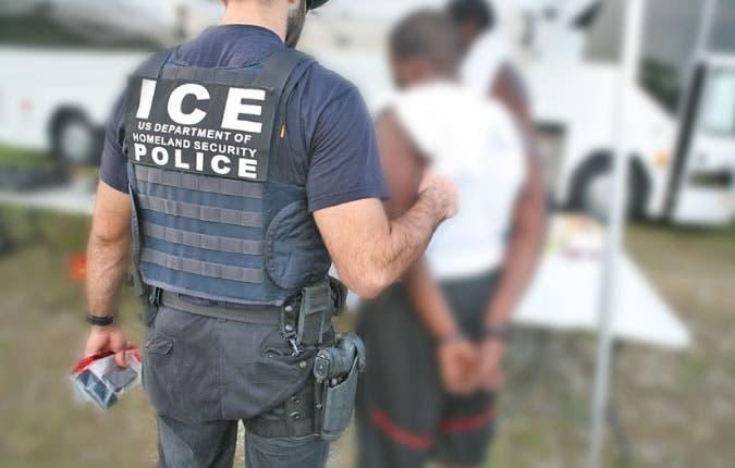 EEUU deporta haitianos