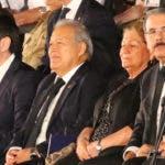 Presidente Danilo Medina asiste al tributo a Fidel Castro. Hoy/Fuente Externa 29/11/16
