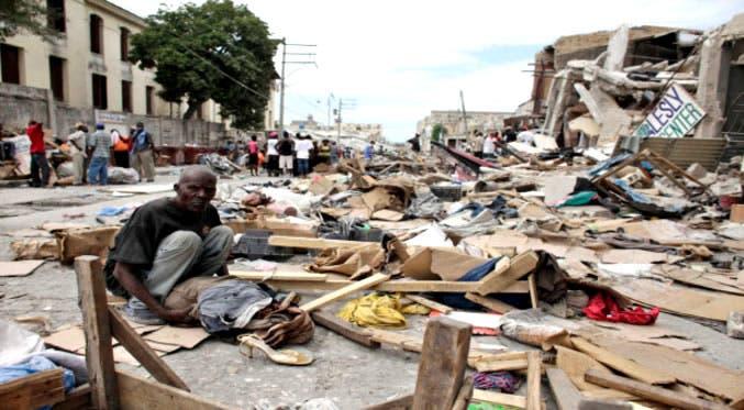 Haití desastres