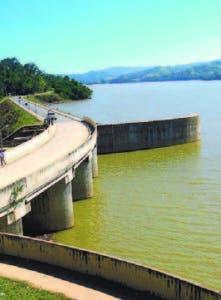 La presa de Tavera, de Santiago