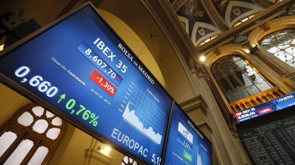 La Bolsa española cae el 0,10 % pese al alza del precio del crudo Madrid