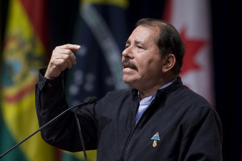 Daniel Ortega gana elecciones en Nicaragua, según primeros datos