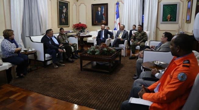 Presidente y Emergencia