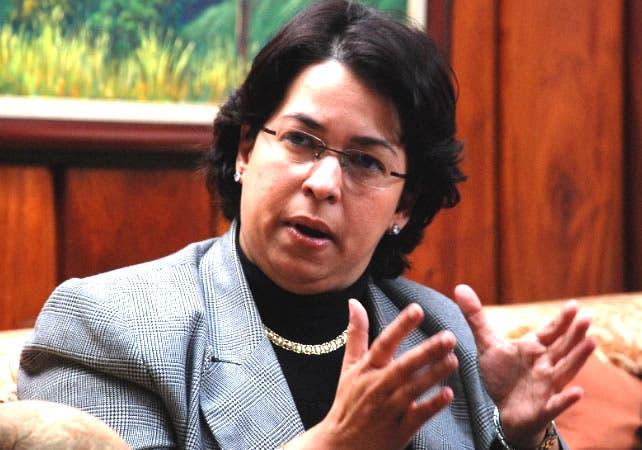 Lo más reciente sobre salud de la magistrada Roxanna Reyes