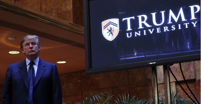 Trump Universidad