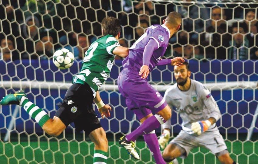 Real Madrid con un gol de Benzema pasa a los octavos