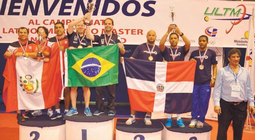 RD alcanzó cinco medallas