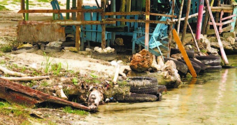 deterioro playas