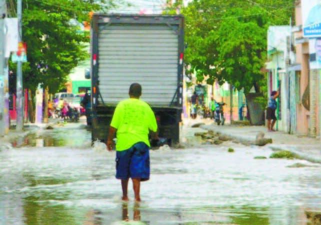 drenajes pluviales falta