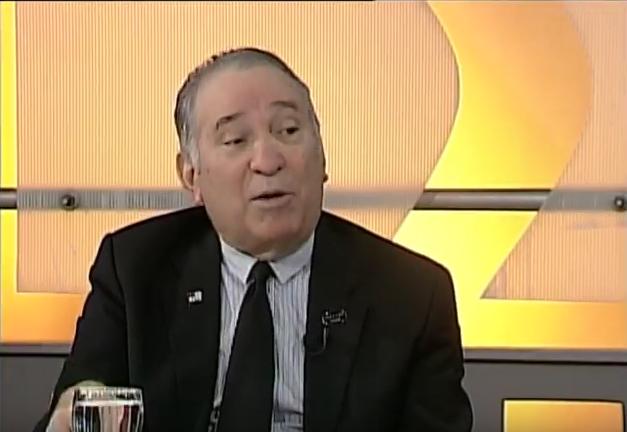 Leo Pérez Minaya, Representante del  Partido Demócrata de los Estados Unidos en el país y Manuel Ortega, Doctor en Ciencias Políticas