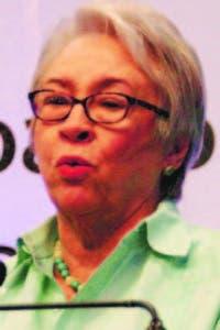 ministra salud