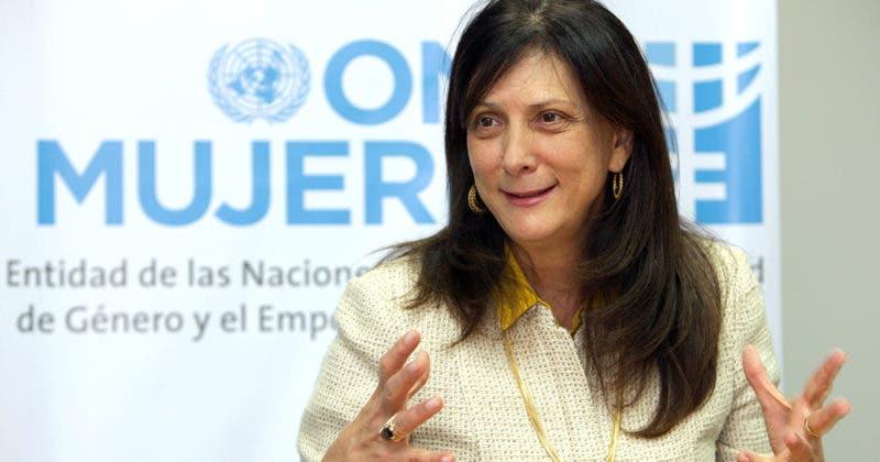 Luiza Carvalho, directora regional de ONU Mujeres para las Américas y el Caribe.