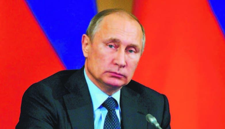 vladimir putin presisdente ruso