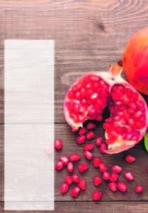 GRANADA potente antioxidante y rica en la cocina