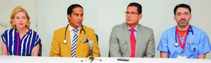 En Corazones Unidos operan niños con cardiopatías congénitas