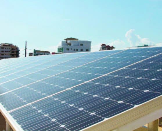 Energía fotovoltaica ya es más barata para la electricidad