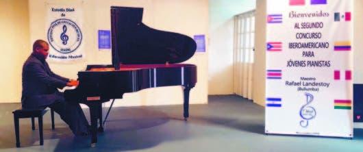 Un concurso de piano latinoamericano, hecho en República Dominicana