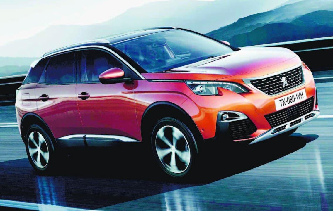 Peugeot 3008: Un SUV referencia