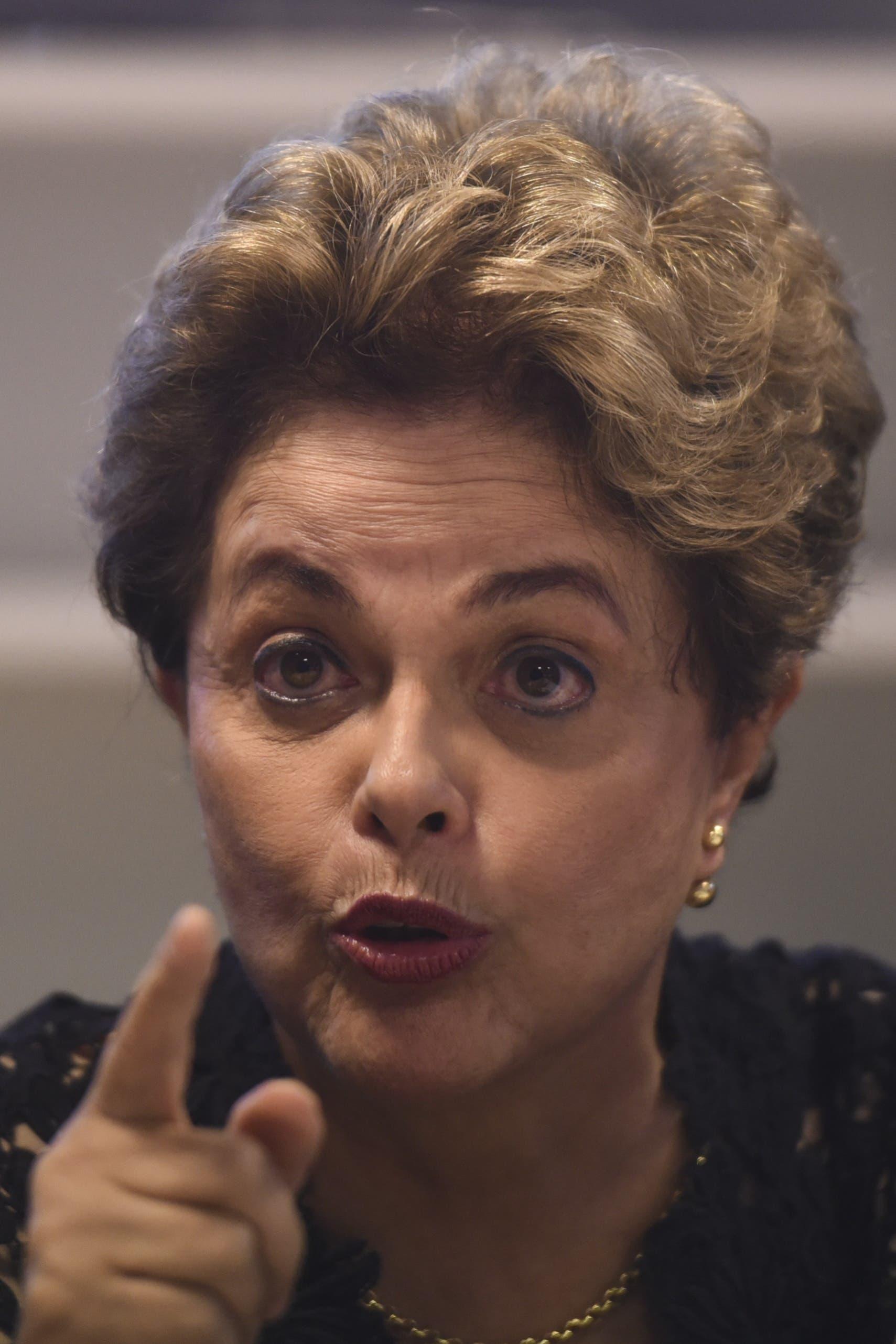 """Dilma Rousseff: """"Hay que hacer que Michel Temer salga antes de enero»"""