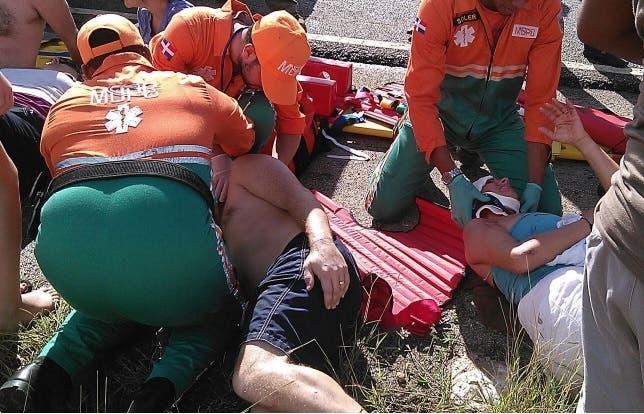 Valoran trabajo de ambulancias de Obras Públicas en carreteras