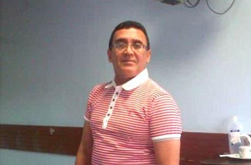 El fallecido periodista Arístides Reyes, quien no pudo superar el ACV que sufrió. Fuente externa.