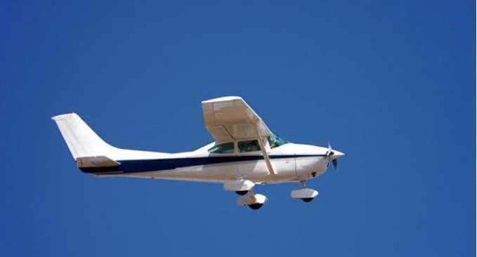 Interceptan avioneta sobre NY
