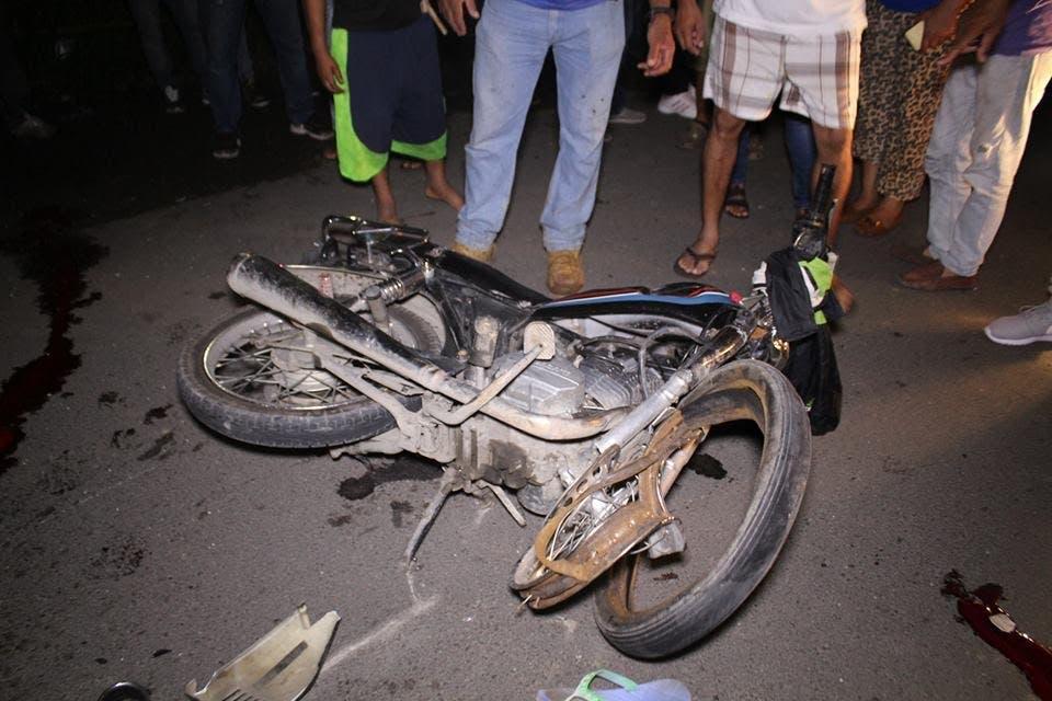 Dos muertos y un herido en choque de motocicletas en Bonao