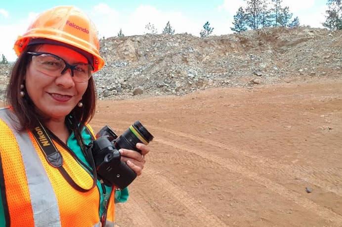 SNTP expresa pesar por el fallecimiento de reportera gráfica Carmen Suárez