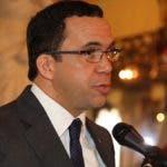 Andres Navarro, Ministro de Educación,