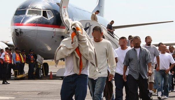 EEUU deportará hoy 92 dominicanos cumplieron condenas