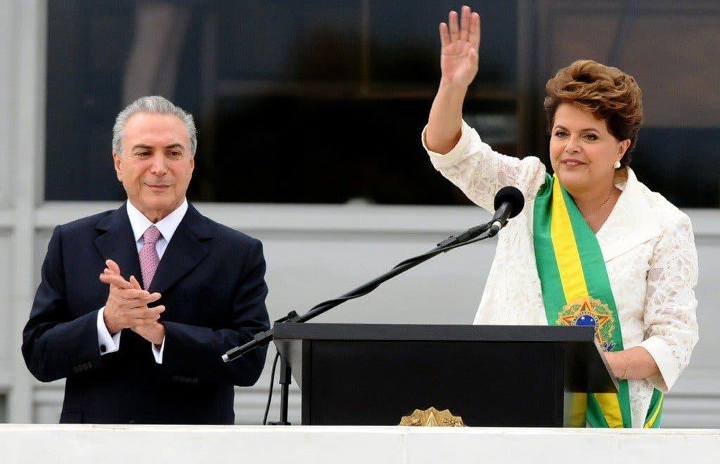 Odebrecht hizo pagos ilegales a fórmula Rousseff-Temer en 2014, según medios