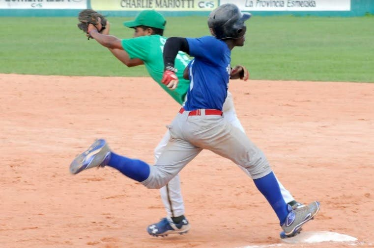 Monte Plata avanza a final Torneo Béisbol Doble A