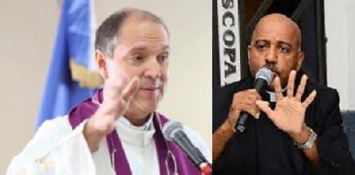 Los sacerdotes Gerardo Ramírez y Manuel Ruiz. Fuente externa.
