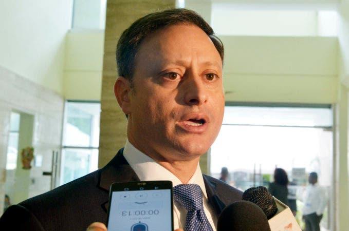 El Procurador Jean Alain Rodríguez.