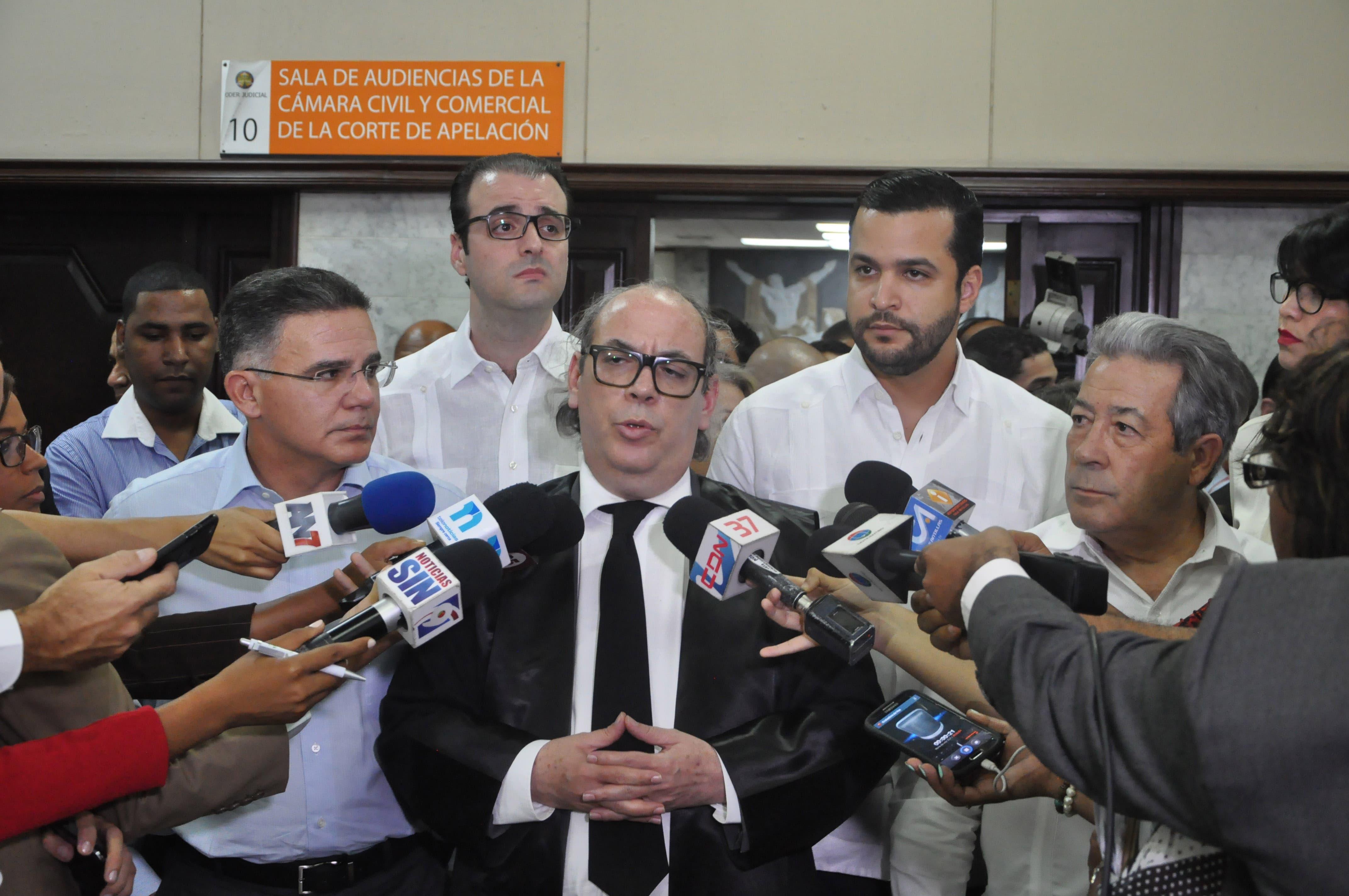 Sigue hoy juicio del Conep contra entidades públicas y transportistas