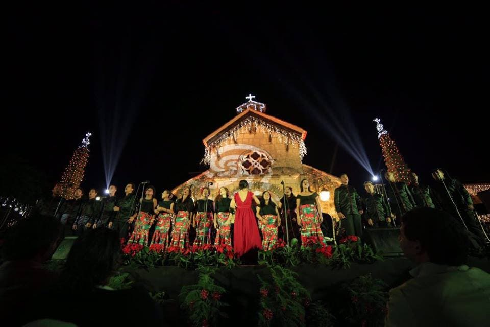 Koribe y la Orquesta Sinfónica Nacional Juvenil  le cantan a la Navidad