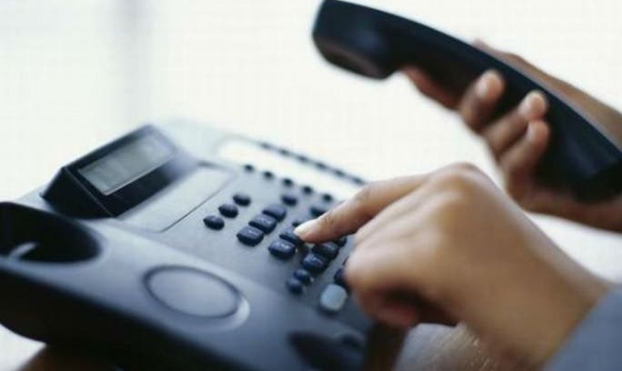 Llamadas en teléfonica
